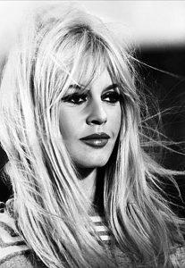 Plexiglas schilderij - Brigitte Bardot 1967