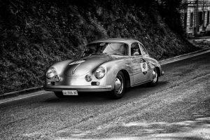 Porsche 356 A 1500 GS Carrera 1956 racing car