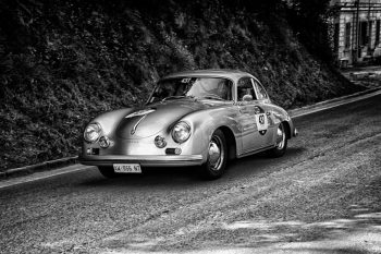 Porsche 356 A 1500 GS Carrera 1956 racing car
