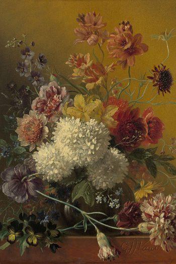 Schilderij van Georgius Jacobus Johannes van Os