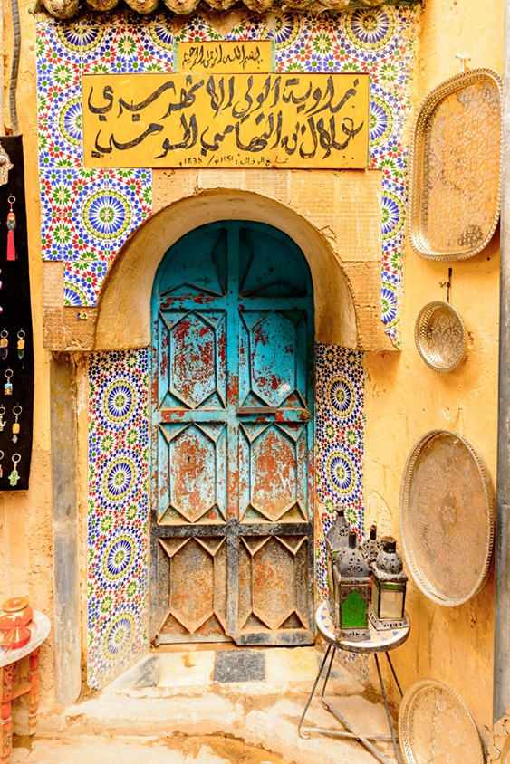 Architecture of Fez,