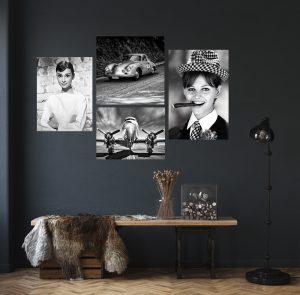 Claudia Cardinale, Audrey Hepburn