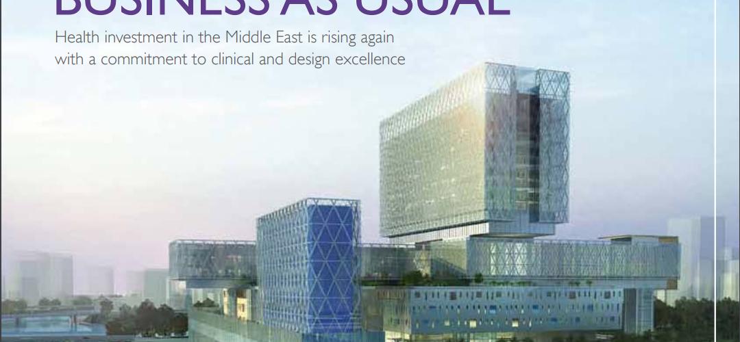 World Health Design - April 2010