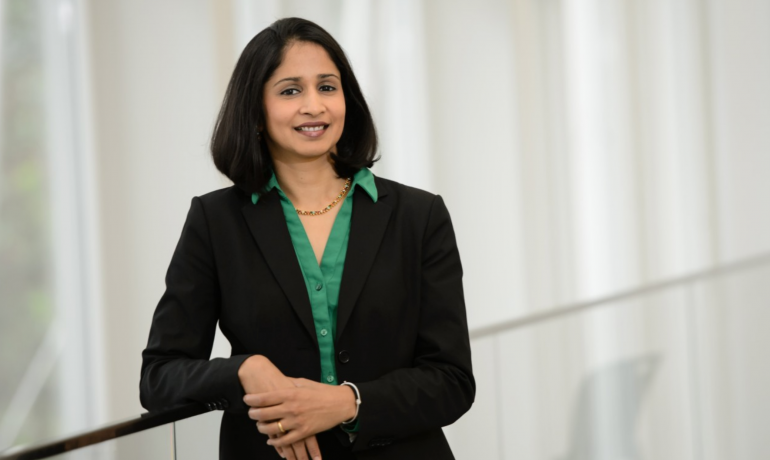 Dr Anjali Joseph named 2018 Researcher of the Year by Healthcare Design magazine