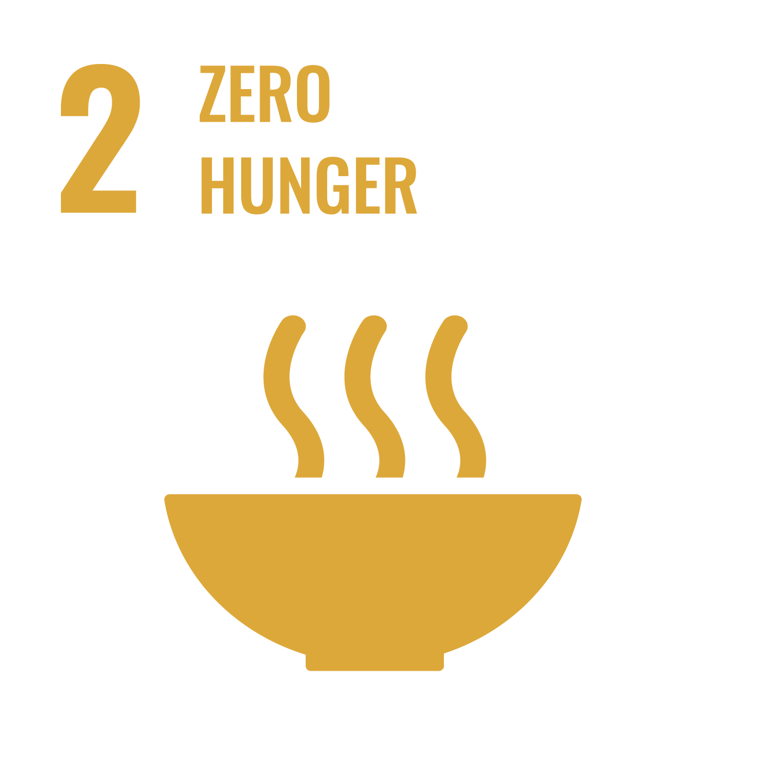 "UN Sustainable Development Goal 2 ""Zero Hunger"""