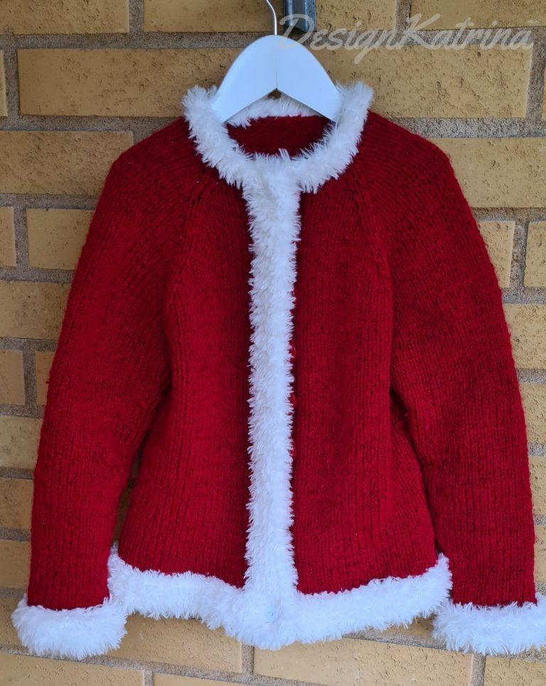 Santas cardigan