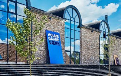 Besøg på Holmegaard Værk