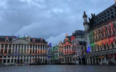 Rejse til Bruxelles – samt Brügge, Lille og Gent