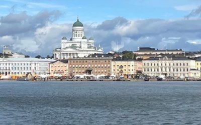 Rejsen til Finland