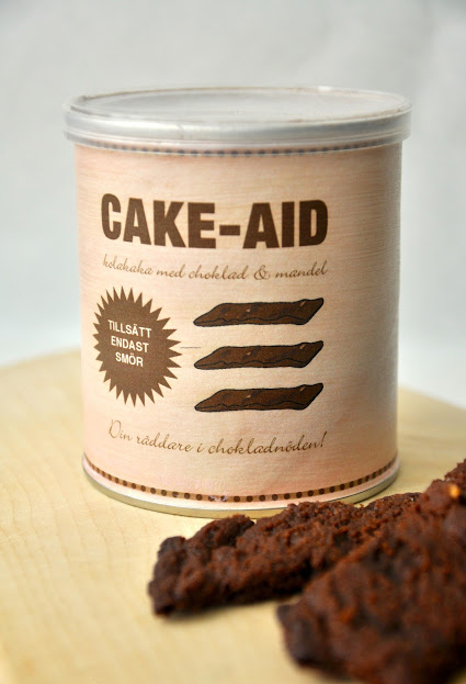 cake-aid, kak-kitt att ge borg, gå-bort-present, kai-mix, kakmix att ge bort