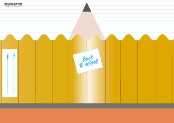 skolstart, skolstartspresent, back to school, present till barnen, chokladomslag, penna