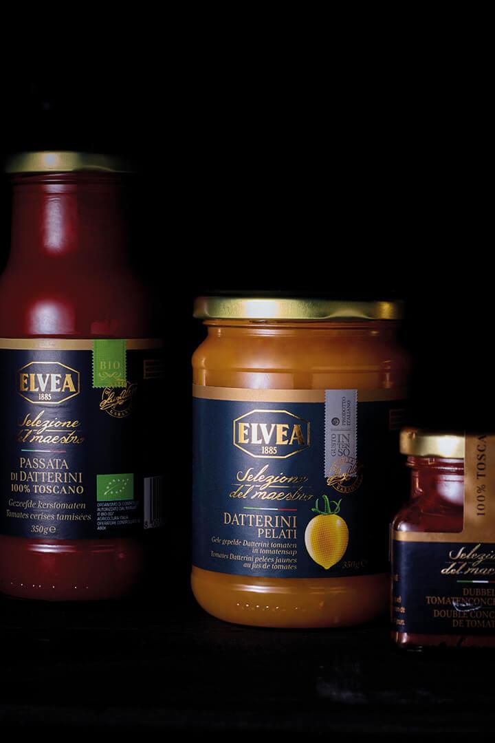 Top range pour Elvea par DesignRepublic