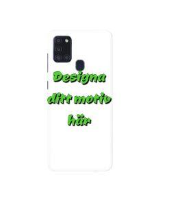 Designa Samsung Galaxy A21s mobilskal
