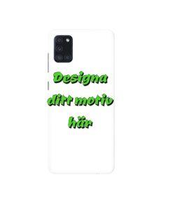 Designa Samsung Galaxy A31 mobilskal