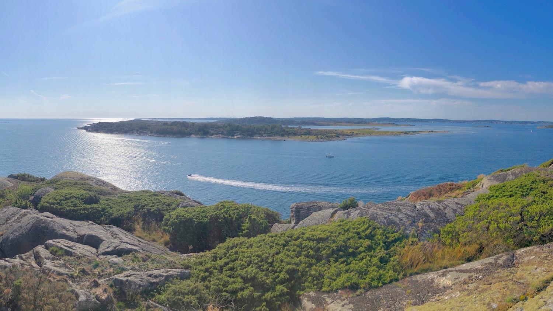 Utsikt från Lilla Brattskär