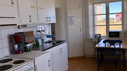 Köket i hus nr 3
