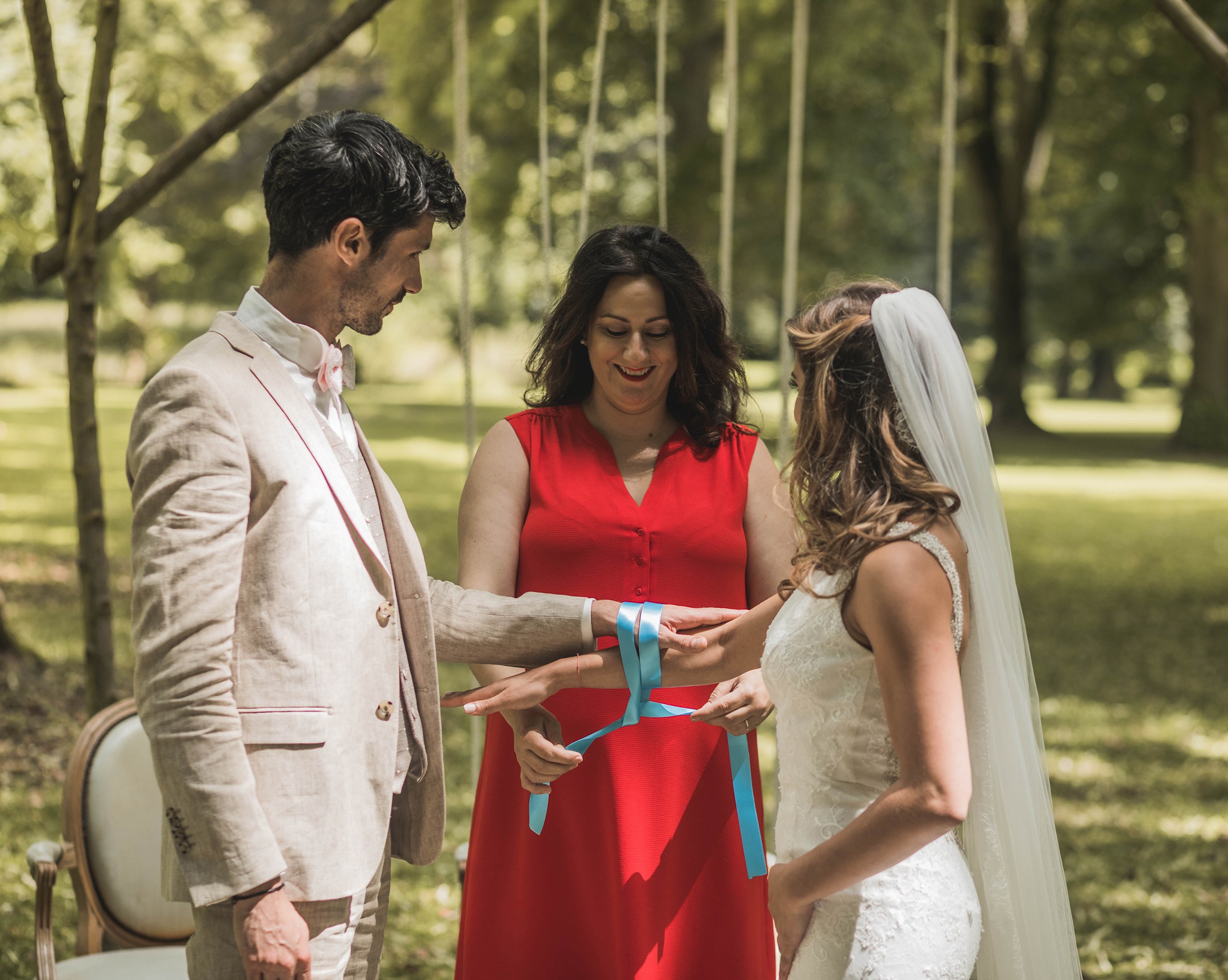 Mariage : interview vidéo avec Agnès pour une cérémonie parfaite