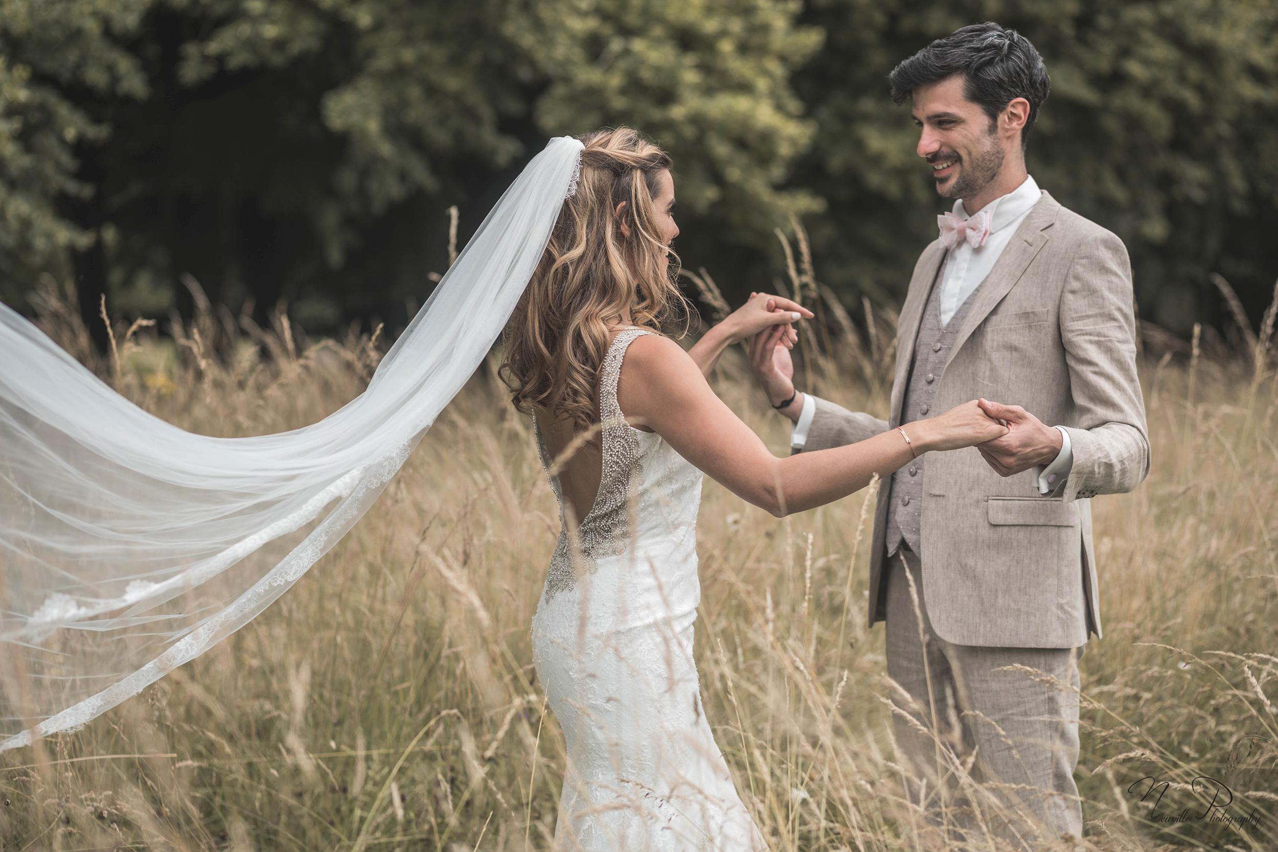 Vidéo de mariage champêtre chic
