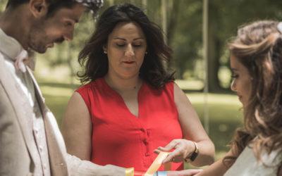 Interview Agnès officiante pour votre mariage