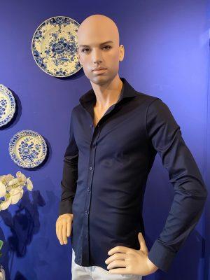 Desoto luxury shirt blue