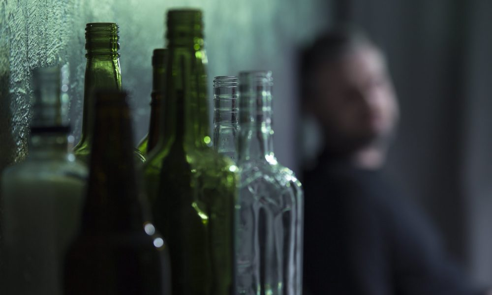 Hvornår er man alkoholiker