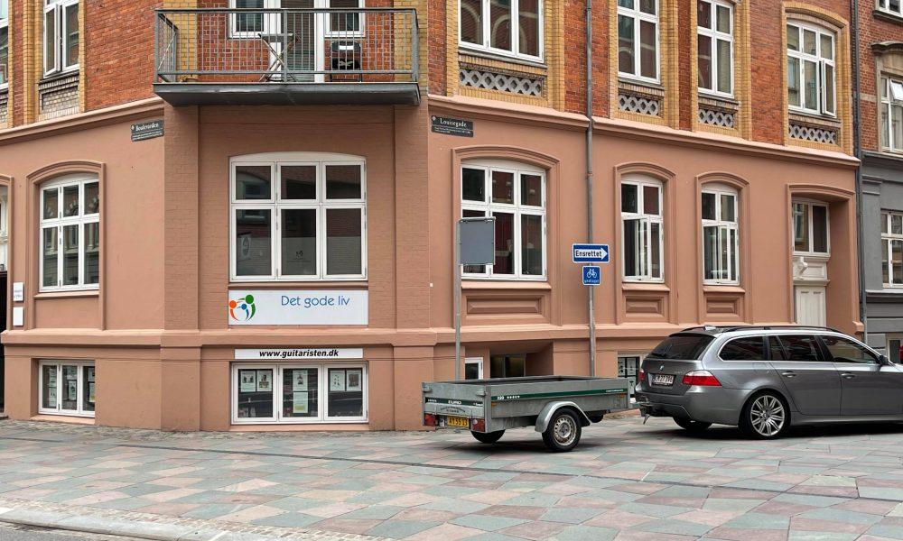 Nye lokaler i Aalborg