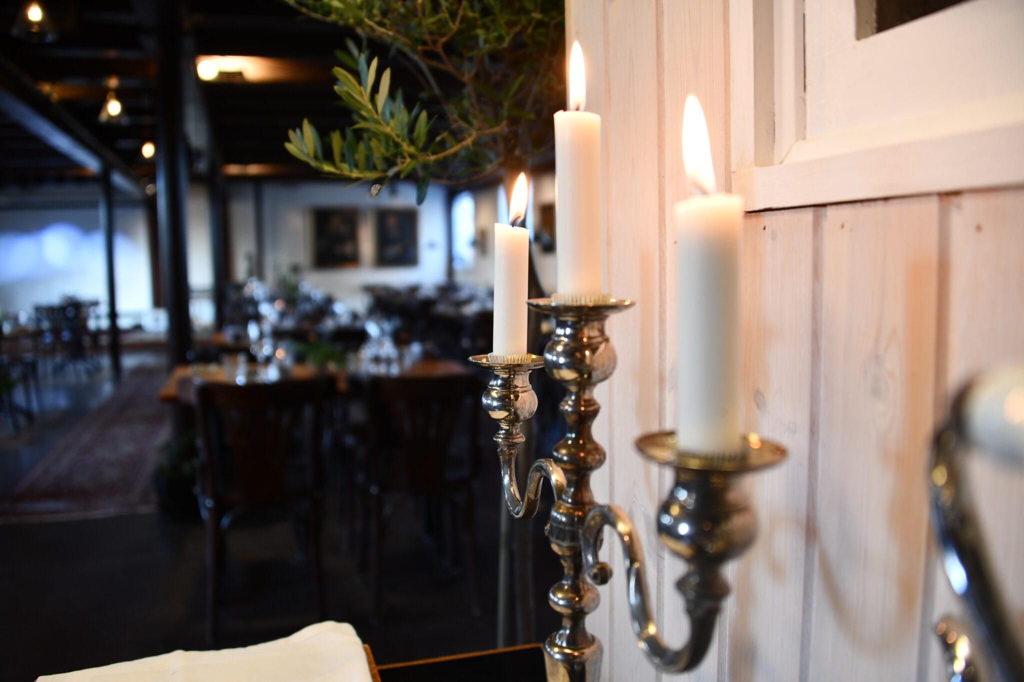 Restauranten åbner fredag den 3. september 2021
