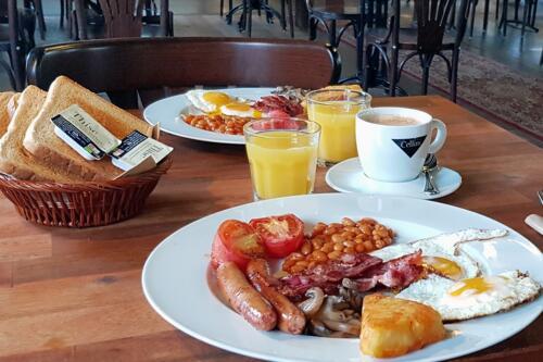 Engelsk morgenmad