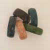Armbånd lavet af gedeskind i 5 farver