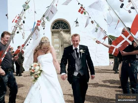 bryllupsfotograf brudepar espalier riskast