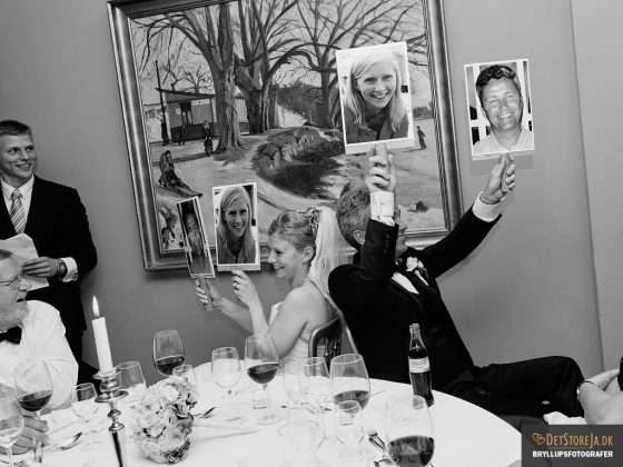 bryllupsbilleder brudepar bryllupsfest billeder