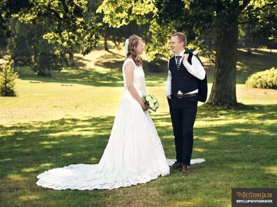 bryllupsfotograf oestjylland skanderborghus