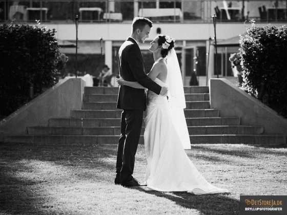 bryllupsfotograf aalborg nordjylland brudepar scheelsminde