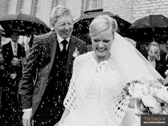 bryllupsfotograf aalborg nordjylland riskast hasseris kirke
