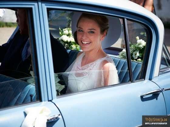 bryllupsfotograf haderslev brudekareten
