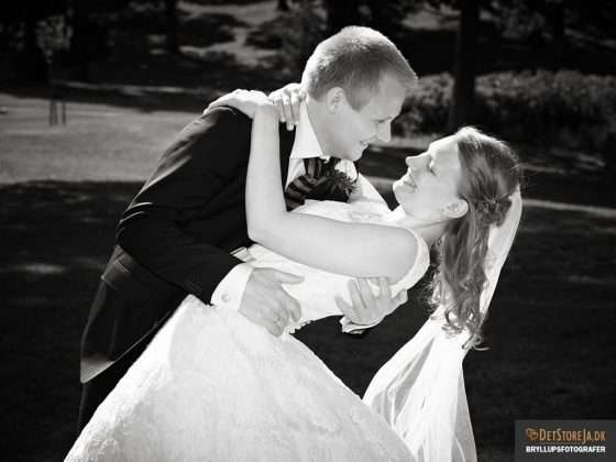 bryllupsfotograf skanderborg brudepar