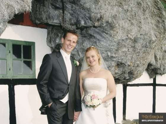 læsø bryllup tangtage