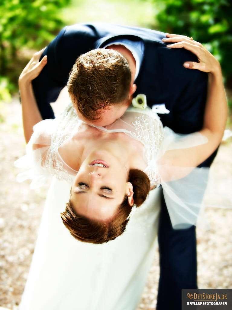 bryllupsfotograf herning kunstnerisk bryllupsbillede