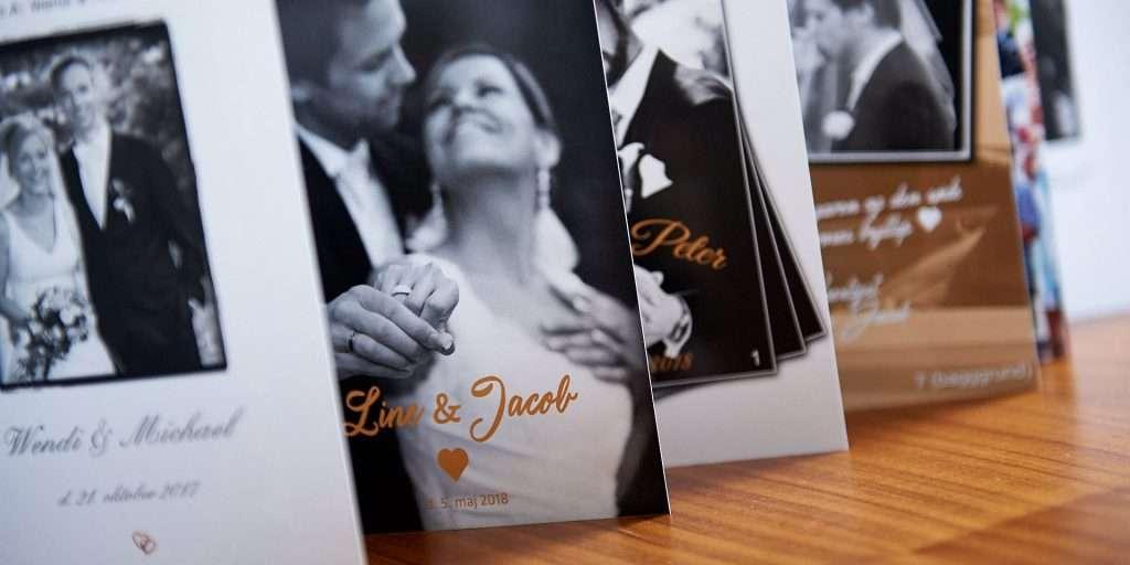 nye takkekort bryllup fotograf