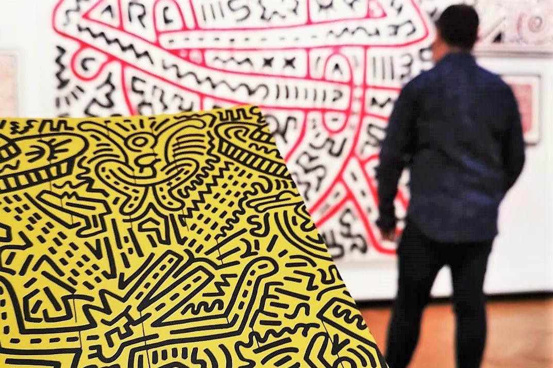 De iconische kunst van Keith Haring