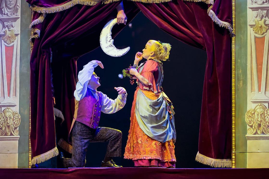 Cirque du Soleil brengt de magie van Corteo terug naar België