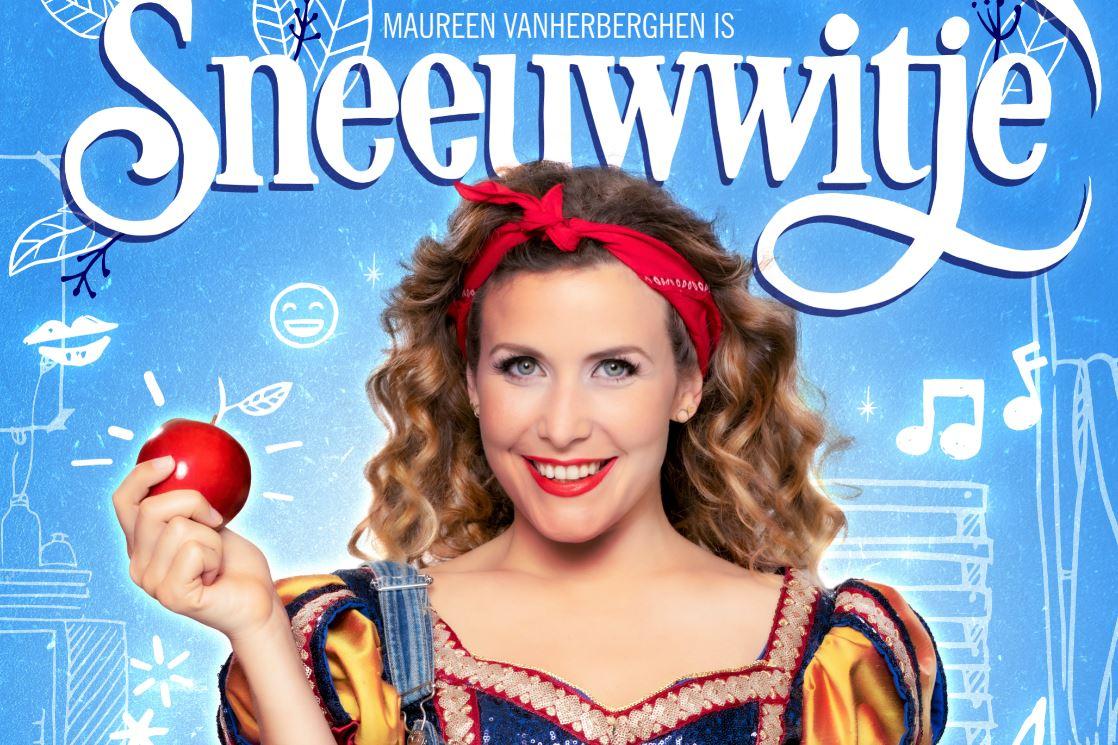 """Maureen krijgt mooi gezelschap in nieuwe versie van """"Sneeuwwitje, de musical"""""""