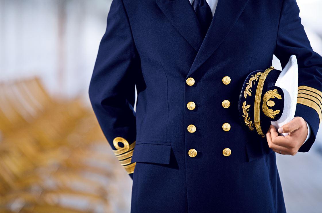 Een Belgische kapitein bij Holland America Line