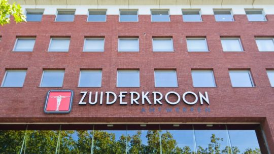 Antwerpse Zuiderkroon wordt 'state of the art' eventlocatie