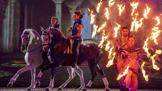 Paardenspektakel CAVALLUNA is terug met gloednieuwe show: 'Legend of the Desert'
