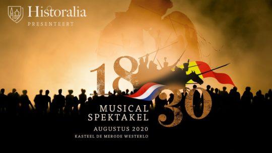 Musicalspektakel '1830' biedt revolutionaire kijk op het ontstaan van België