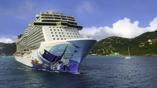 Freestyle cruisen met Norwegian Cruise Line