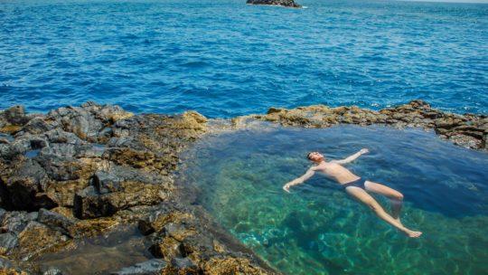 De mooiste natuurlijke zwembaden van La Palma