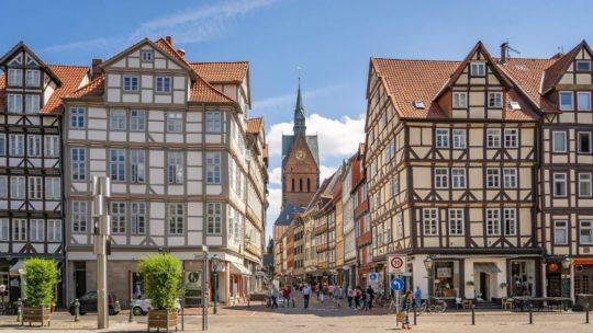 Ontdek de hotspots van Hannover vanuit je luie zetel