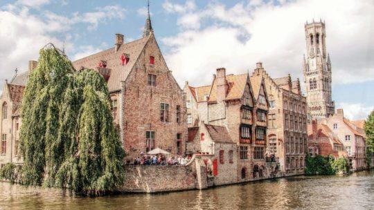 Vlaanderen: schatrijk aan erfgoed